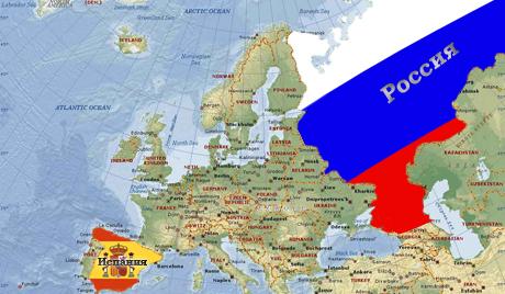 españa y rusia relaciones
